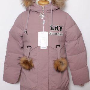 Детские пальто, куртки и ветровки для девочек